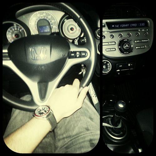 Cruising Honda Honda Fit