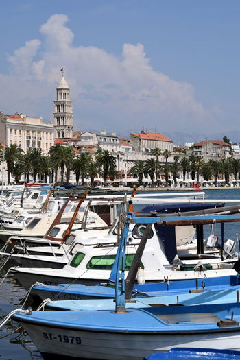 Architecture Boats City Day Dock Mode Of Transport Outdoors Travel Destinations