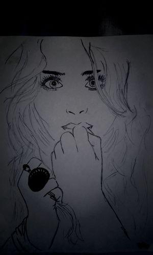 Arte me cautiva Drawing xD