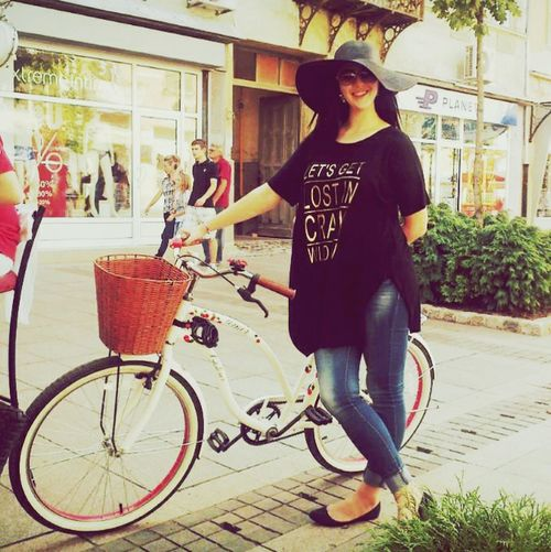 Bicycle Me...