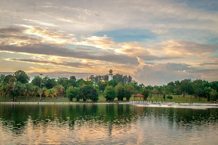 Bukitlayanglayang Johorbaharu Lake View Lasaifc Nature Outdoors Pasirgudang Sahadatsenzaki