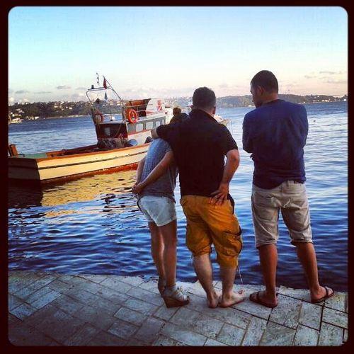 Hanging Out Friends Istanbul - Bosphorus Bosporus