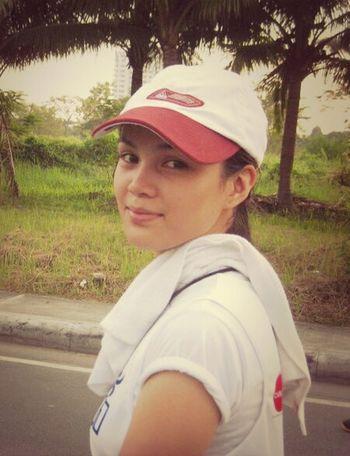 run, jog, walk?