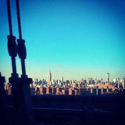Manhattan, here I am! Newyorknewyork Freqs