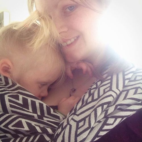 As a babywearing consultant and photographer, I run a business around my Child's needs. This means that that if she needs food, I feed her, if she needs a sleep, she sleeps on me. Plus it is brilliant advertising for the lifestyle and services I offer! BreastfeedingIsNatural Sling Mummy Mother Wrap Breastfed Baby Babygirl Self Portrait Babywearingphotographer Working Mum I Make Milk Work At Home Mum Wahm Businesswoman Business Woman Food On The Move Babywearing Consultant WomaninBusiness Whats Your Superpower? WomeninBusiness Portrait Of A Woman RePicture Motherhood