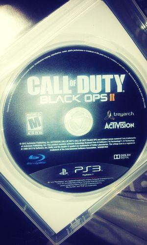 Black Opps 2 For Tonite Ig So Tml