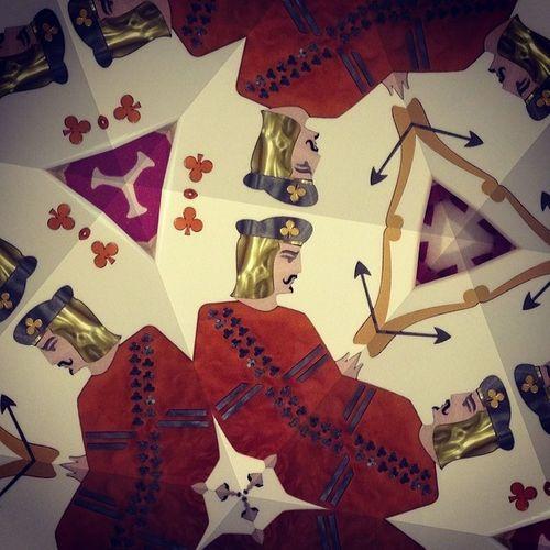 Kaleidoskope tonight's mood! ???♣️ Jack of Clubs ♣️✔️? Uraniagazelli JackOfClubs Clubsbaby Ikaleidoskope