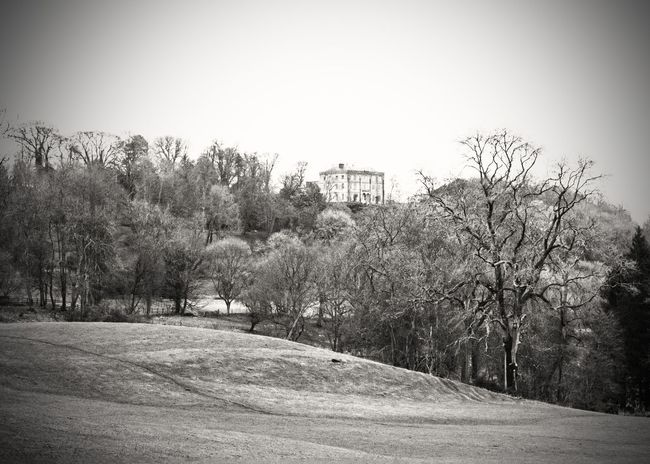 Newark Park National Trust Nature_collection Landscape_collection EyeEmNatureLover House House On A Hill Blackandwhite Bw_collection