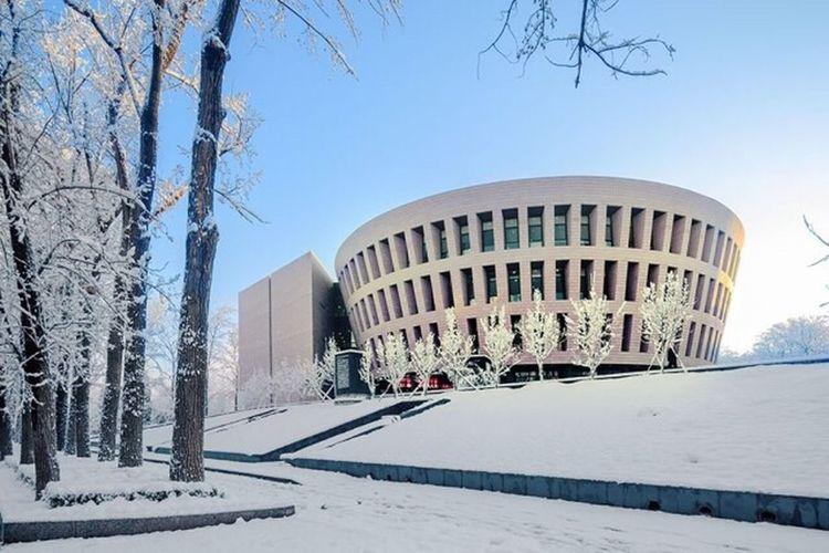 Tsinghua University Architecture