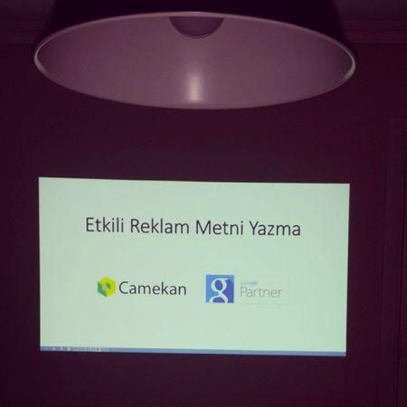 Camekancom Egitim Reklam Metni yazma adwords