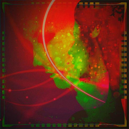 For All Mankind: Surrealism And Fantasy Art Illusion Neon Bright Colors In Darkness Shadows & Lights Surrealism Spacey Twilight Grunge Grunge Art Through The Looking Glass Alice In Wonderland Nightgallery Oddity Haunting  Darkart Dark Art Imaginarium Bizarre Art Nightscape Neon Effect The Twilight Zone Creative Light And Shadow Filtered Image Original Artwork #graphicart #originalartwork #originaldesign #surreal #trippy #trippyart #lsd #mystique