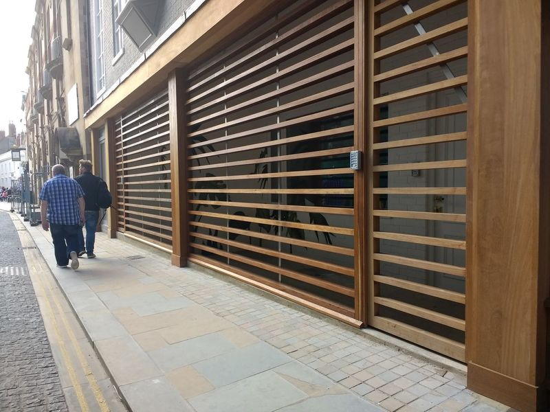 Built Structure Architecture Hull City Of Culture 2017 Hull 2017 Hull Old Town Yorkshire Wood Screen Privacy Fence Porch
