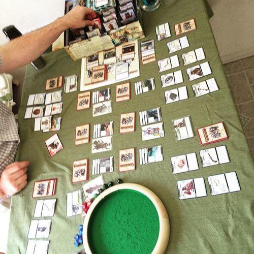 Back to Pathfinder Adventurecardgame Skullandshackles with new characters Oloch Damiel Lirianne Ranzak Boardgames