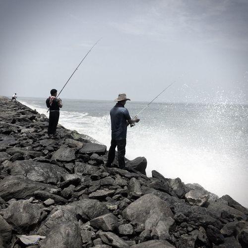 Randomclick 📸 Beachside 🌊 Fishing 🎣