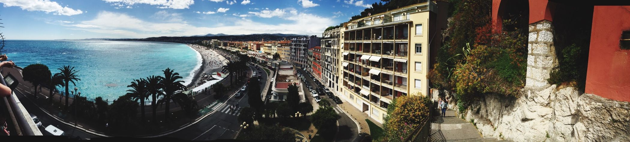 Panorama Streetphotography