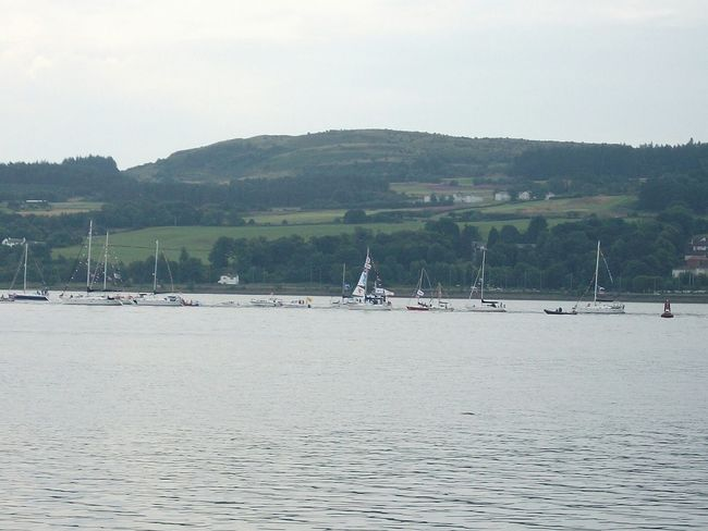 River Clyde Commonwealth Games Commonwealth Games Flotilla 2014 Glasgow 2014 Commonwealth Games