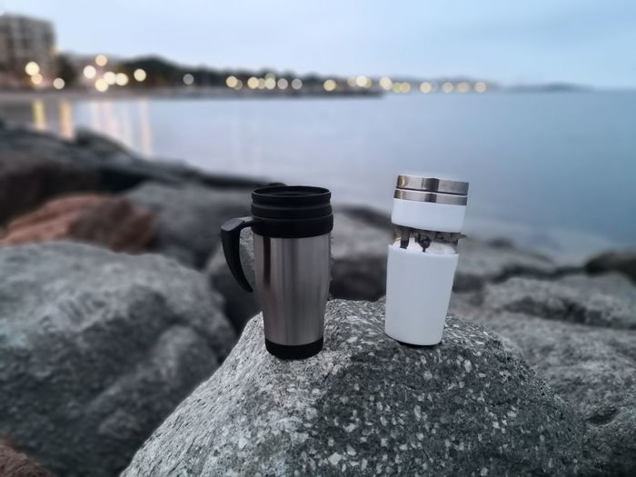 Dusk coffee EyeEm Selects Water Sea Beach Sand Summer Sky Close-up Calm Coastline Countryside Tranquil Scene Bay Coast Tranquility Ocean Shore Coastal Feature Horizon Over Water Rocky Coastline EyeEmNewHere