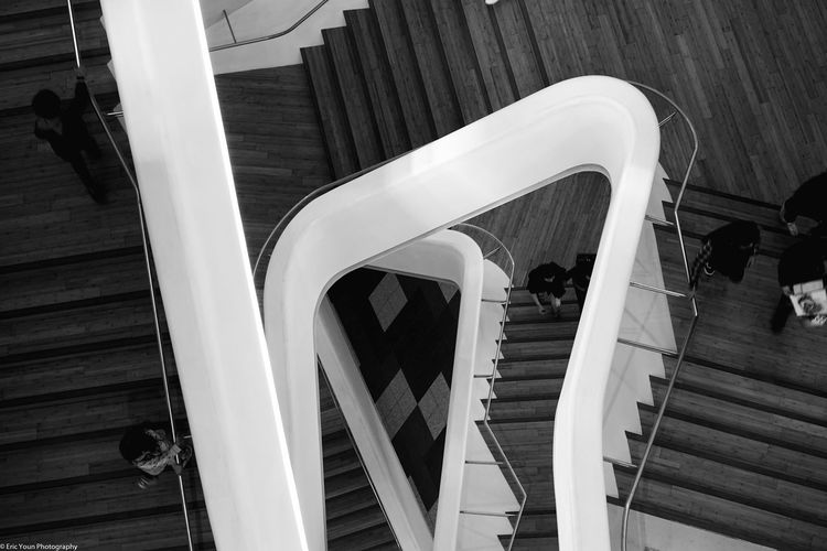 Throw A Curve South Korea Sonyphotography EyeEm Best Shots Blackandwhite Blackandwhite Photography Streetphotography Sonya7II Architecture_bw Architecture