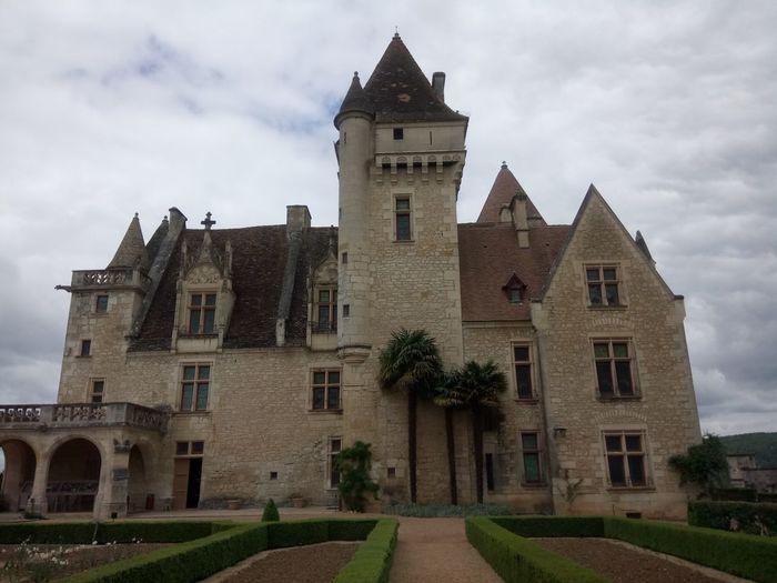 Chateau De Milandes Château Architecture History Joséphine Baker Photography Vacances Holiday Visite Ancient Paysage De France History Architecture Sony Xperia XA Smartphonephotography
