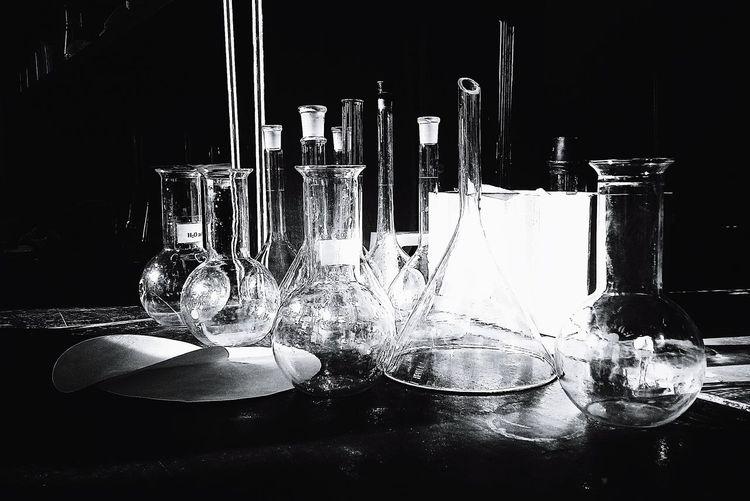 Стекло посуда химическая посуда химия Chemistry Gloss White And Black Wb Чб чернобелое