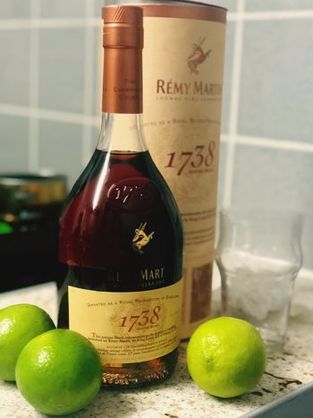 Fun With Friends Remy Martin Bottle Alcohol Drink