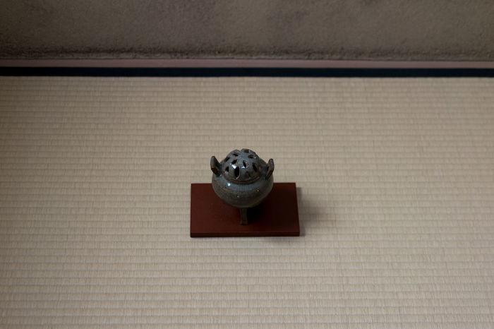 Japanese  Japanese Culture Japanese Style Censer Close-up Day Incense Burner Indoors  Japanese Room No People Technology 侘び寂び 市井の山居 床の間 茶室 静寂 香炉