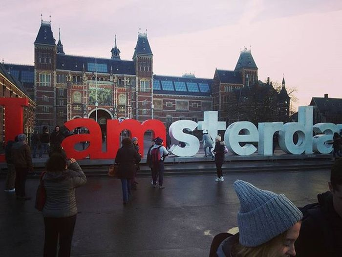 Contiki Iamsterdam