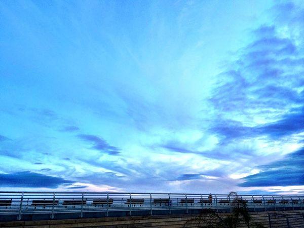 Sunset At Long Beach, NY Visualmagic Sunset #sun #clouds #skylovers #sky #nature #beautifulinnature #naturalbeauty #photography #landscape EyeEm Best Shots