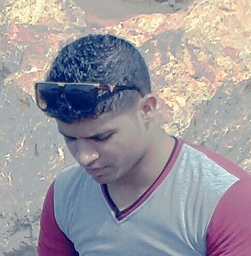 The man does not make life,,?? But when life made him a man..!! Balti Hicham.