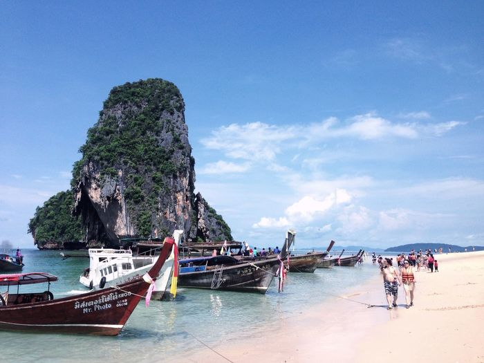 Take A Deep breath and relax some Enjoying The Sun Happy Natural Krabi Thailand Traveling Hello World My Vacation Amazing