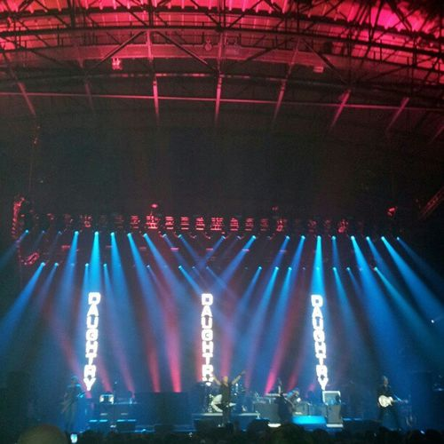 Amazing gig last night! Daughtry Chrisdaughtry Newcastlearena