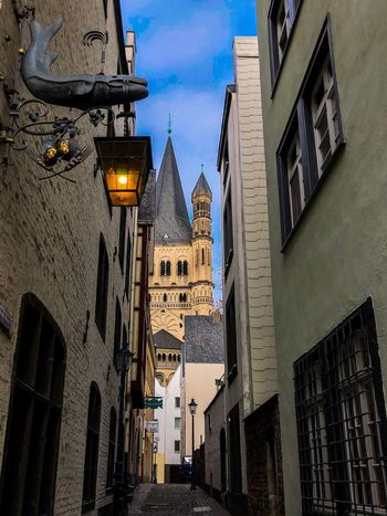 Natgeotravel Stree Photography Streetphotography Beautiful Destinations Travel Germany Cologne Building Exterior Sky Nature Travel Destinations Street No People
