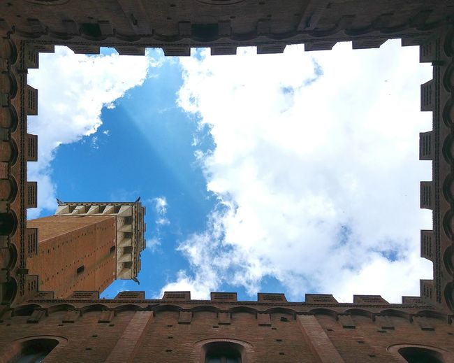 Siena Architecture Cloud - Sky Building Exterior Window Sky Built Structure Travel Destinations Siena Italy Siena, Italy Siena Tuscany Siena Cathedral Siena's Tower Siena..❤ Siena Countryside Sky And Clouds Skyscraper Skyporn Sky_collection Sky Collection Skylovers Sky Only Italy Italy❤️ Italy🇮🇹 The Week On EyeEm Your Ticket To Europe