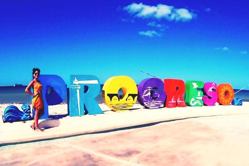 mare! 💙🐳🐠🌊 Progreso Beach Ezquites Mérida Visityucatan