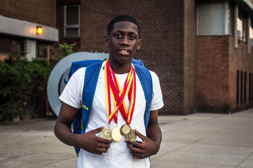Harlem  Harlem Shake Athletic Competition