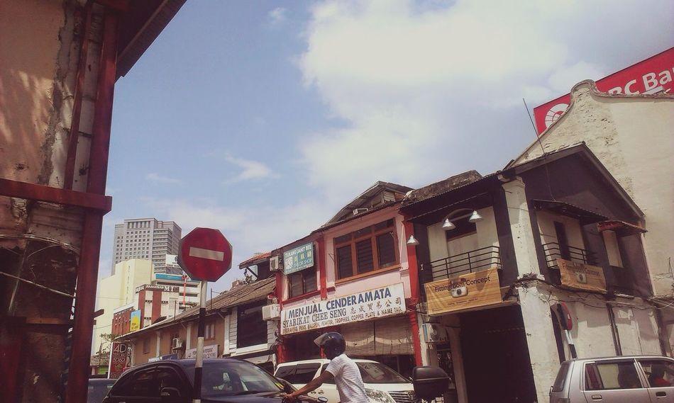 Old Buildings Johor Bahru