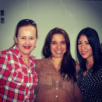 Bellas @norkita1976 y @maryangelina26 Diamuyespecial GenteCall
