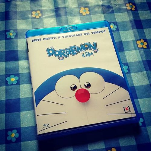 Guardiamo doraemon Doraemonilfilm Doraemon Cinema Giappone cartoon japan doraemonthemovie doraemonmovie film instafilm instamanga food loveit likesforlikes chocolate mlmlml movie instagood likeit tagsforlikes omfg yummy dolci instacartoon me nutella gattospaziale doraemonit nobita picoftheday