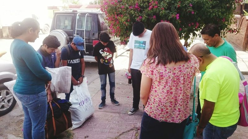 first step: pray Comarca Lagunera Fco. I. Madero, Coah. Baptist Church God Is Good God Is Great. Fadme And Fadhila My Fadhila My Wife Claudia My Daughter Fadme Youth City Holi Friendship Young Women Togetherness Women Powder Paint Men Standing Enjoyment Volunteer Social Responsibility Social Services Non-profit Organization Community Outreach Charity And Relief Work Charitable Donation Altruism City Street Festival Goer