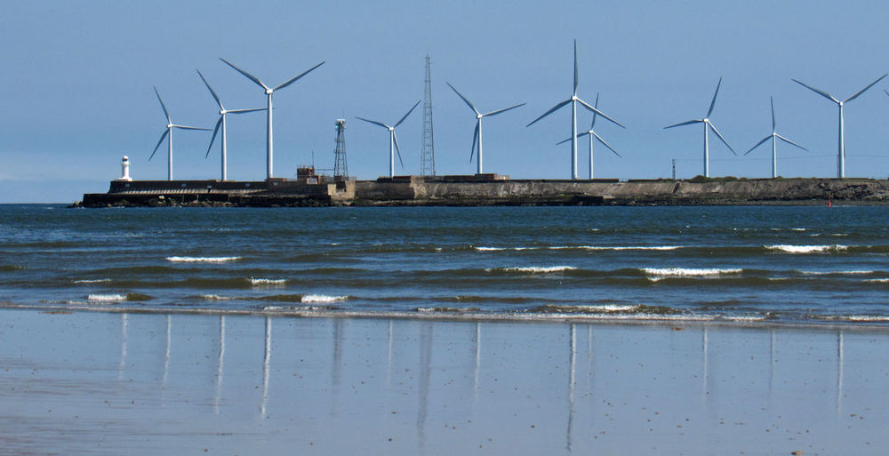 South Gare from