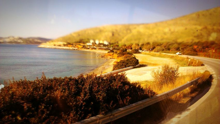 Roadtrip Travelingtheworld  Greece Toytrain