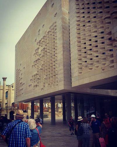 Palaceofparlament Lavalletta Malta2015 Malta Stage