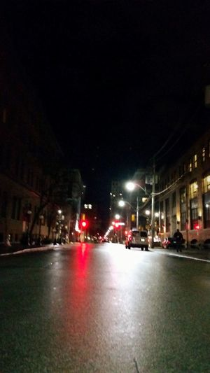 Freelance Life Nightphotography Nightlights Downtown Toronto