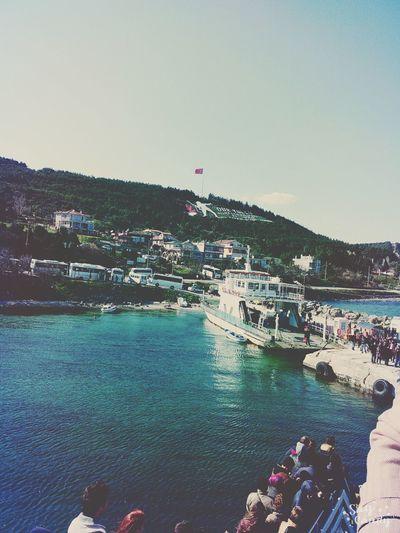 People And Art Hello World Sea Enjoying Life Stop Blue şehitler ölmez Vatan Bölünmez DUR YOLCU! Güzel şehir