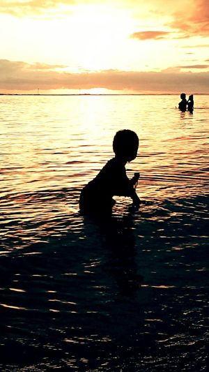 Enjoying The Sun Relaxing Nature Photography Nature Beach Photography Life Is A Beach Sunset Silhouettes