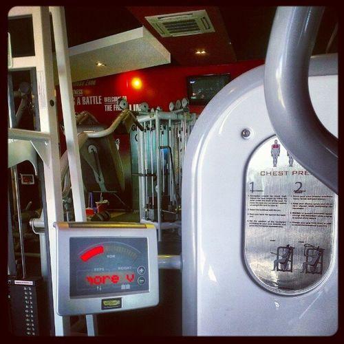 I Robot. Digitalgym Gym Fitness Technogym what AsweatAday