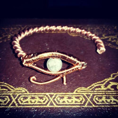 Pure Copper. RA Bracelet Handmade Jewellery