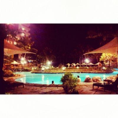 The Pool.. Sofitel Sofitelmanila Discoverphilippines TravelPhilippines travelmanila itsmorefuninthephilippines phonephotography
