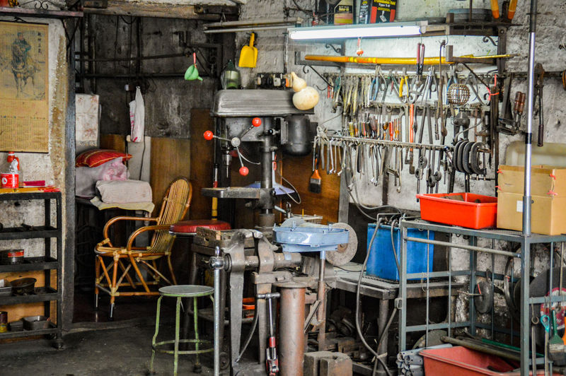 The Week On EyeEm Choice Large Group Of Objects No People Day Repair Shop Tools Of The Trade Tools For Mechanics Tools Chaos And Order