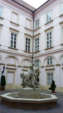 Bratislava, Slovakia Architecture Sculpture Zupferd Rosamauer